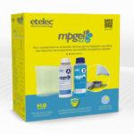 DF ELECTRIC Flacon gel isolant ETELEC 1 litre MP0100