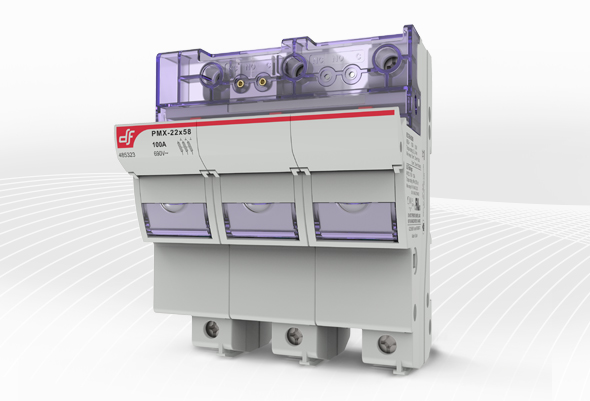 DF ELECTRIC Porte fusibles gamme PMX22