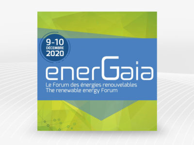 DF ELECTRIC Exposant salon ENERGAIA 2020